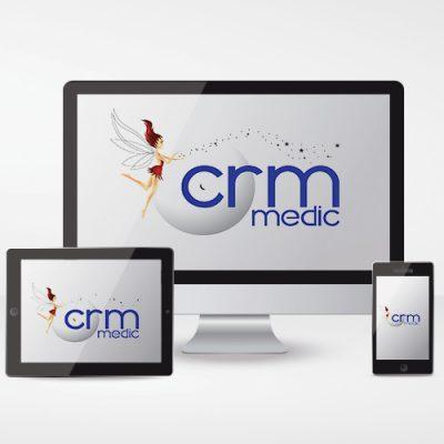 Lançamento do novo site da CRM Medic