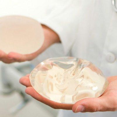 implantes de silicone