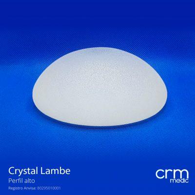 Implantes Mamários: Crystal Lambe – Perfil super alto